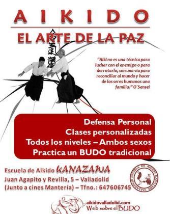 Escuela de Aikido Kanazawa de Valladolid