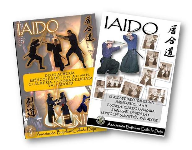 Clases de Iaido-Kenjutsu-Kendo en Valladolid
