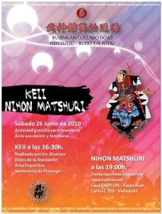 Keii y Nihon Matsuri 2010